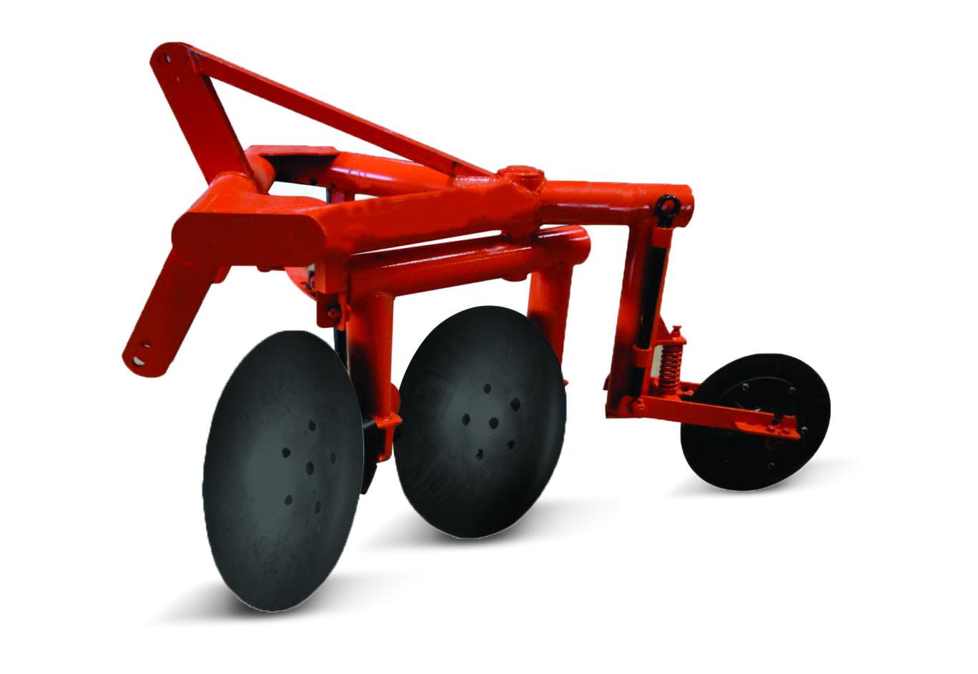2 Bottom Automatic Reversible Plough