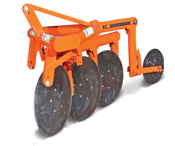 3 Bottom Automatic Reversible Plough